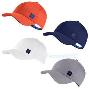 cbbc8bf622b73 NIKE Tennis Hat Cap RF Roger Federer Aerobill H86 Essential Unisex ...