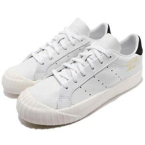 Details about adidas Originals EVERYN W Classic Footwear White Black Women Casual Shoes CQ2042