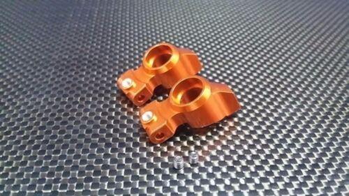 GPM Part TB4022-OR ALUMINIUM REAR KNUCKLE ARM 1//10 RC TB-04 Touring Car