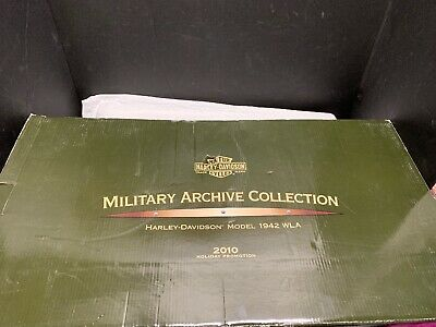 HARLEY DAVIDSON 2010 MILITARY ARCHIVE COLLECTION