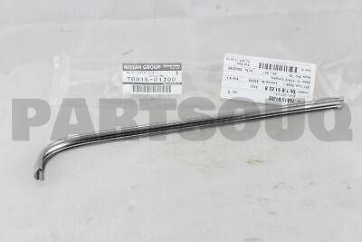 Genuine Nissan Drip Molding 73852-ED000