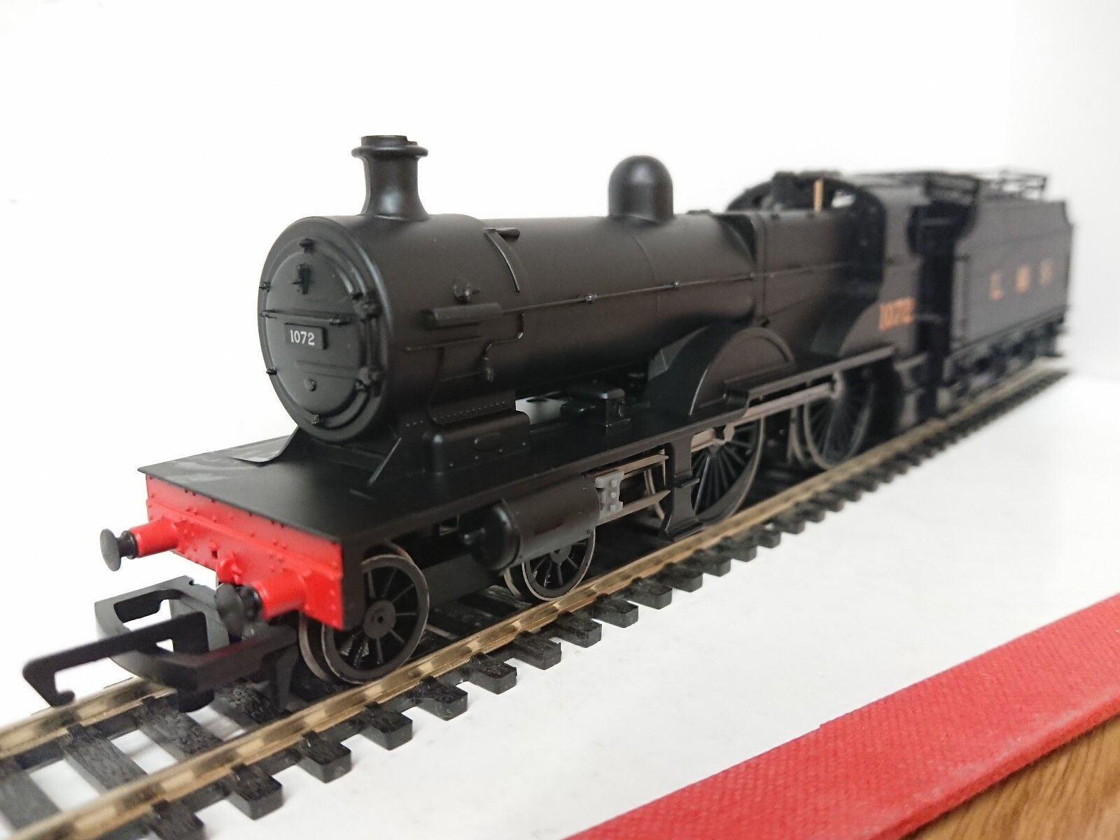 Hornby Railroad R3276 4-4-0 LMS Compound with Fowler Tender DCC Ready