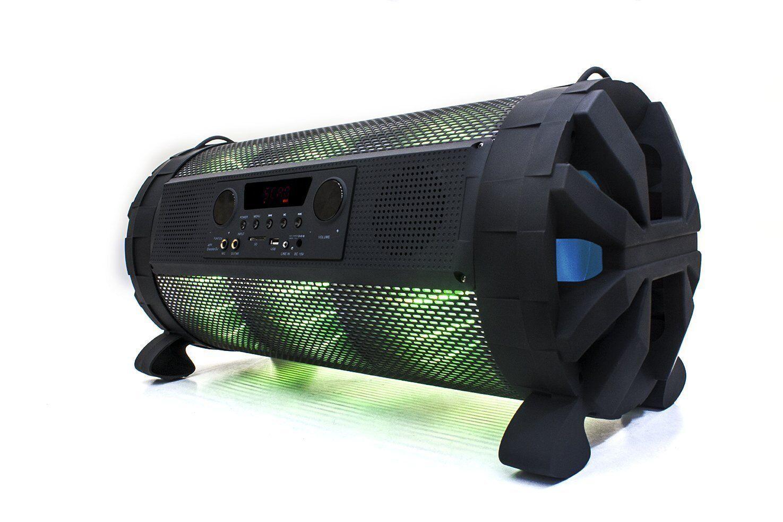 Soundstream Street Hopper 6 Speaker with Light Show 2-Channel Stereo System - OB