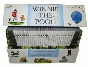 Winnie-The-Pooh-The-Complete-Childrens-Collection-30-Books-Pack-Set