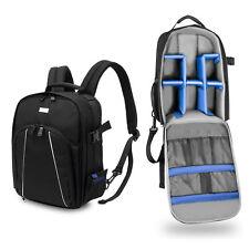 Phot-R City Trekker Compact Camera DSLR Photo Bag Backpack Rucksack Rain Cover