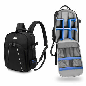 Phot-R-City-Trekker-Compact-Camera-DSLR-Photo-Bag-Backpack-Rucksack-Rain-Cover