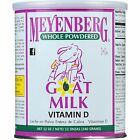 Meyenberg Whole Powdered Natural Goat Milk Vitamin D High In Calcium 12 Oz Can