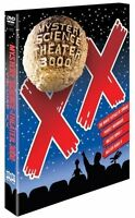 Mystery Science Theater 3000 Volume Vol Xx 20 Brand 4-disc Dvd Set