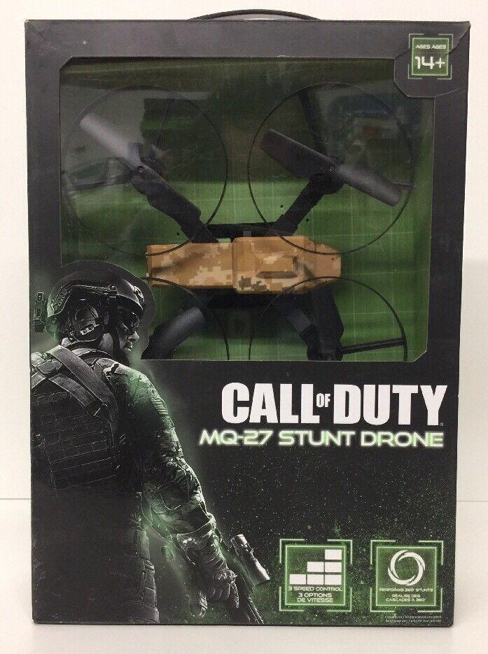 (New) Call of Duty MQ-27 Stunt Drone