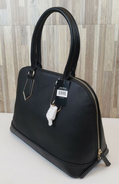 Hilary Radley Leather Faye Satchel