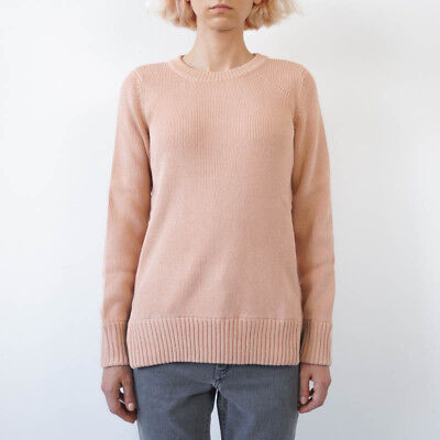 HOF115 Zip detail knitted sweater S /& Other Stories Strickpullover nude