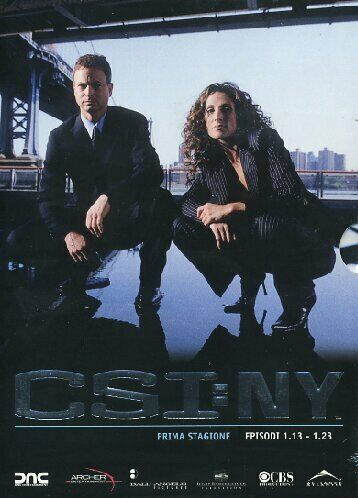 Csi - New York - Stagione 1 - Vol. 2 [3 Dvd] DALL'ANGELO PICTURES