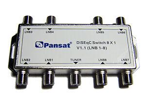 Interruptor-de-DiSEqC-8X1-Multi-Fta-nos-Mopar-2406764-Cebador-vivienda-Varilla-1963-Plymouth-Dodge-6
