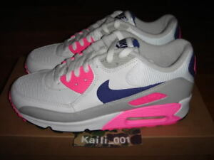 new style d96af 74757 Image is loading WMNS-Nike-Air-Max-90-Concord-Safari-Leopard-