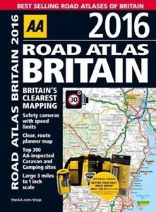 Good-AA-Road-Atlas-Britain-2016-Spiral-bound-AA-Publishing-074957688X