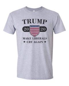 Trump-2020-Shirt-Republican-Conservative-T-Shirt-MAGA-Snowflakes