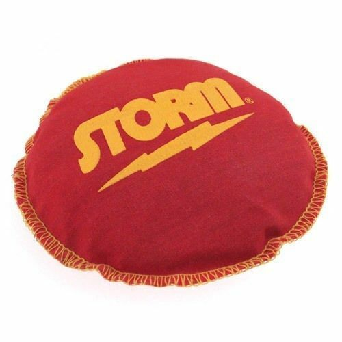 Storm Bowling Scented Rosin Grip Sack Bag Red Free Shipping New Cherry Scent