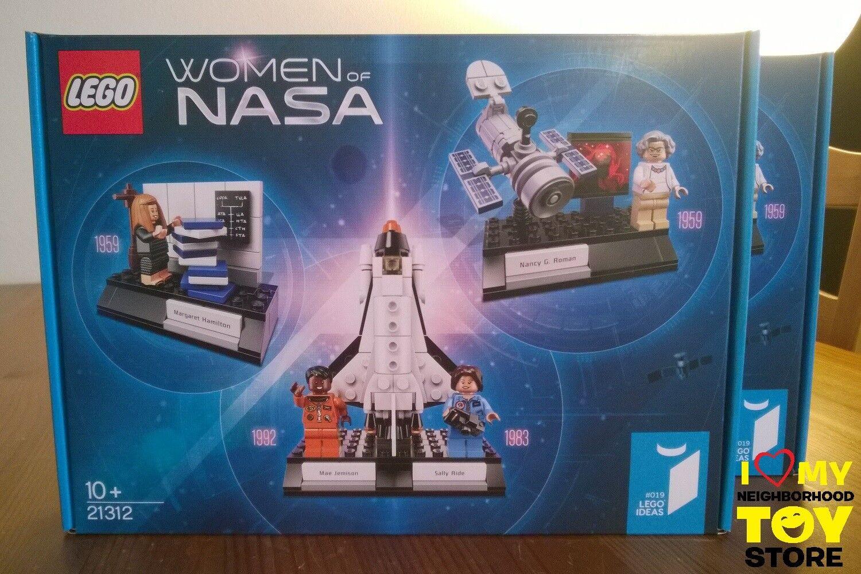 IN IN IN STOCK - LEGO 21312 IDEAS  019 LE DONNE DELLA NASA damen OF NASA (2017) - MISB a53b77