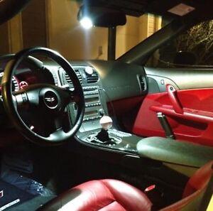 Image Is Loading 2005 2013 C6 Corvette Interior Rear View Mirror