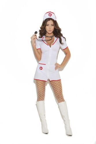 Adult Woman Nurse Plus /& Regular Sizes 2 Pc.Costume