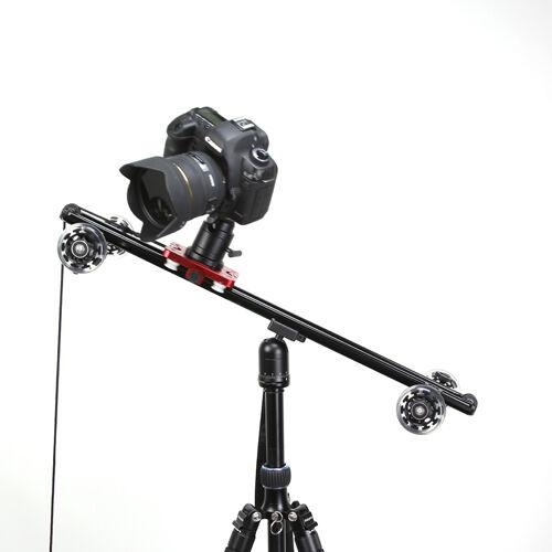 "Kamerar SD-1 23"" MKII DSLR Video Camera Slider /W Wheel Track Stabilizer System"