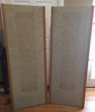 magnepan MG 1.4 flat speakers magneplanar Working With Original Box