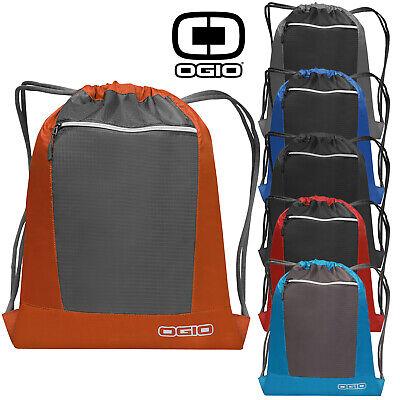 Ogio Unisex Gym School Pe Drawstring Bag Training Lightweight Travel Backpack Genezen Van Hoest En Het Verlichten Van Slijm En Verlichten Heesheid