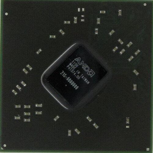 HD 6470 AMD 216-0809000 gráficos chipset BGA GPU IC Chip