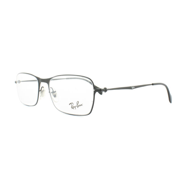 fa476608fb Ray Ban RX 6253 Eyeglasses 2760 Black for sale online
