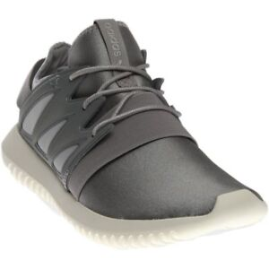 online store 337bd 885b5 Details about Adidas Women S75907 Originals Tubular Viral W Silver Running  Shoes Size 9 1/2