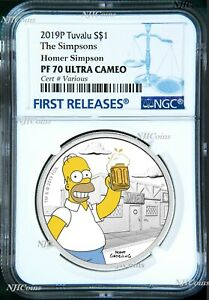 2019-The-Simpsons-Homer-Simpson-Proof-1-1oz-Silver-COIN-NGC-PF-70-FR