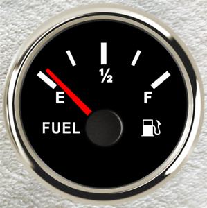 52mm,Fuel Level Gauge,signal Adjustable Universal Fuel Gauge,Oil Tank Level