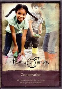Family-Times-Cooperation-DVD-2009-Home-Schooling-amp-Biblical-Resource