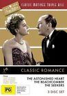 Classic Matinee Triple Bill - Classic Romance (DVD, 2010, 3-Disc Set)