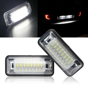 Eclairage-Plaque-Immatriculation-Voiture-LED-12V-Dc-Pratique-Durable-Portable