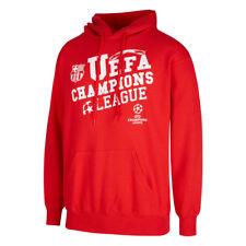 FC Barcelona Hoody UEFA Champions League Barca Hoodie Kapuzenpullover Sweater...