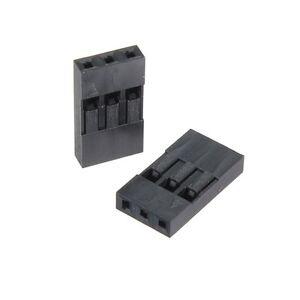 100pcs-2-54mm-3Pin-Dupont-Connector-3P-Plastic-Shell-Plug-3Pin-Header