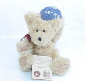 Details about BOYDS BEAR*Get Well ice Pack U B BETTER'*: Retired
