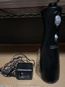 Waterpik-Waterflosser-Cordless-Plus-Black-WF-462W-USED-READ-DESCRIPTION