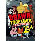 Drawn Together - Uncensored Season Three 2pc DVD Region 1 097368533745