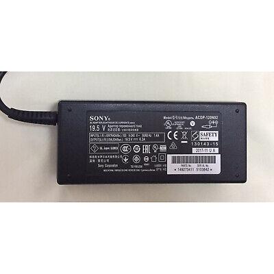 Original Power Supply AC Adapter for Sony Bravia KDL-50W656A TV 19.5V ~ 6.2A