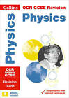 Collins GCSE Revision and Practice: New Curriculum: OCR Gateway GCSE Physics Revision Guide by Collins GCSE (Paperback, 2016)
