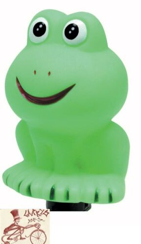 SUNLITE SQUEEZE FROG BICYCLE HORN