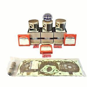 Neuf-Yamaha-1100-WSM-Platine-Haut-Fin-Kit-81-25mm-Sur-1995-1997-Raider-Venture