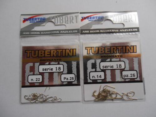 various patterns 2 packs Tubertini Hooks
