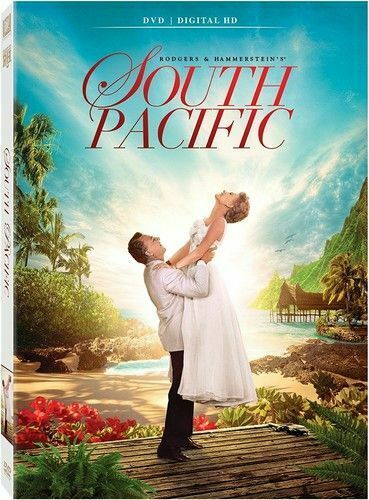 South Pacific (1958 Rossano Brazzi) (2 Disc) DVD NEW