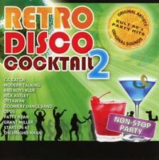Modern Talking Patty Ryan Bad Boys Blue Sabrina.../Retro Disco Cocktail 2 ovp/CD