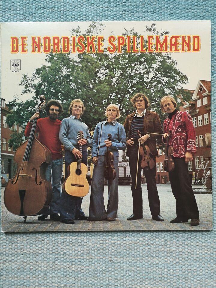 LP, De Nordiske Spillemænd, De Nordiske Spillemænd
