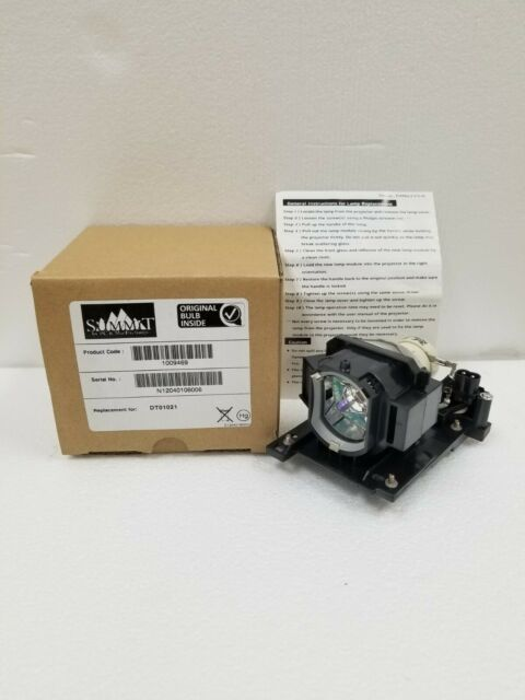 DT01021 Hitachi CP-X3011 Projector Lamp