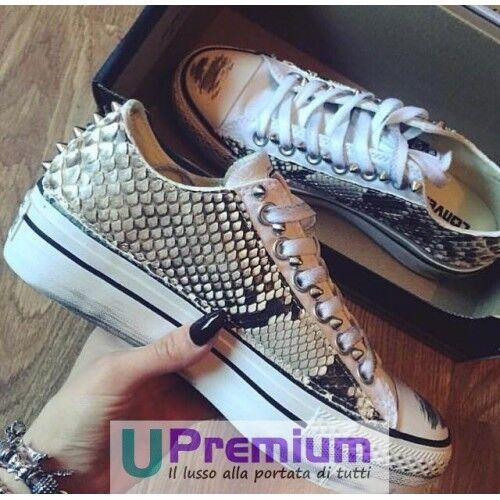 Converse All Star PLATFORM Python Python Python  Schuhe besetzt HAN 0920a0